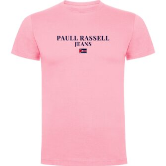 Paull Rassell Elite-Organic-T-Shirt 518 - Camiseta-elite Orgánica y ecoligica para-hombre