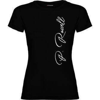 Paull Rassell Elite-Organic-T-Shirt 821 - Camiseta-elite Orgánica y ecoligica para-mujer