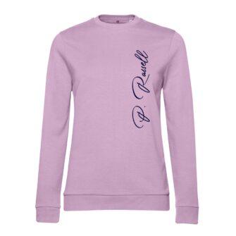 Paull Rassell Elite-Organic-Sweatshirt-Woman 412 - Sudadera-elite Orgánica y ecoligica para-mujer