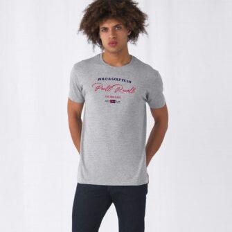 Paull Rassell Elite-Organic-T-Shirt 520 - Camiseta-elite Orgánica y ecoligica para-hombre